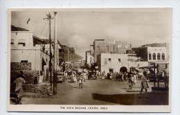 YEMEN--ADEN--The Main Bazaar (très Animée, Voitures) --CRATER--- - Yemen