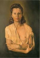 Cpa Salvador DALI, Tableau GALARINA, Très Bel état    (20.96) - Peintures & Tableaux
