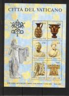 SCV57) VATICANO 1983 - ARTE VATICANA IN USA - FOGLIETTO N°5 MNH - Blocs & Feuillets