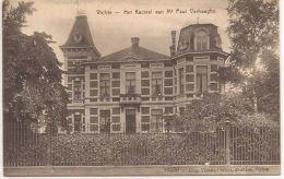 VICHTE Het Kasteel Van Mr Paul  Verhaeghe Geschreven 1915  Ref 0024 - Autres