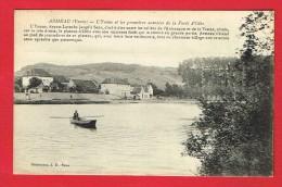 ARMEAU ( Yonne )  L'Yonne Et Les Premières Avancées De La Forêt D'Othe ..... - Autres Communes