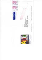 ITALIA 2006 - Lettera Prioritaria Per  USA  -  Rersa Al Mittente - 6. 1946-.. Repubblica