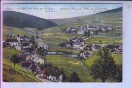 BÖHMEN & MÄHREN, BÖHMISCH WIESENTHAL / LOUCNE Pod KLINOVCEM, & Oberwiesenthal, 1914 - Sudeten