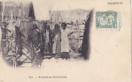 DJ3  --  DJIBOUTI  --  FEMMES SOMALIES  --  1903 - Dschibuti