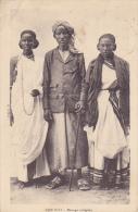 DJ9  --  DJIBOUTI  --  MENAGE INDIGENE  --  1931 - Dschibuti
