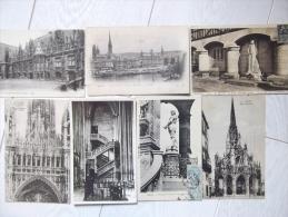 Lot De 14 Cpa Rouen - MI08 - 5 - 99 Cartes