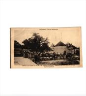 5 CP GIRONDE  - Cette - LIbourne Bld De La Gare - Basilique De Soulac Sur Mer - Chateau La Providence - Pomerol - - France