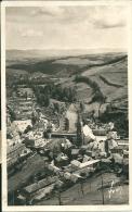 15  SAINT FLOUR -  Le Faubourg Et Les Monts De La Margeride En 1945 - Saint Flour