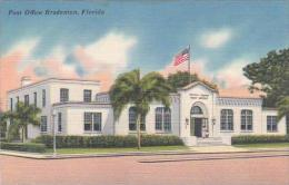 Florida Bradenton Post Office Bradenton