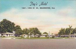 Florida Bradenton Days Motel