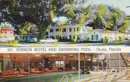 Florida Ocala Mt Vernon Motel &amp amp  Swimming Pool