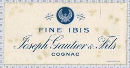 Cognac Gautier Et Fils - Alimentaire