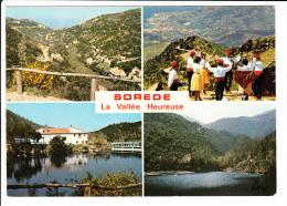 Carte ( Format 15 X 10,5 Cm )  De Sorede  ( Recto Verso ) - France
