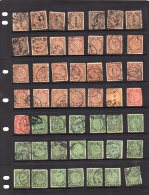 China 49 Dragon Stamps Used - Gebraucht