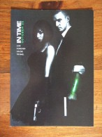 In Time Movie Film Carte - Non Classés