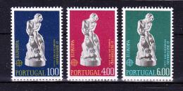 PORTUGAL   1974  , Europa CEPT  ,  Y&T  1211/3  , Cv   32.50  E  ,  ** M N H , V V F - Europa-CEPT