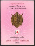 1966 -  Carnet Croix Rouge  2015 -  Infirmière Et Ambulancière - NEUF ** Cote 8e - Croix Rouge