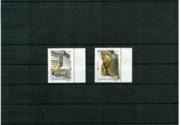 Makedonien / Macedonia Jahr / Year 2012 Europa Cept Satz Postfrisch / Set Unmounted Mint - Europa-CEPT