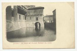 FERRARA - LA FOSSA DEL CASTELLO ESTENSE - Ferrara