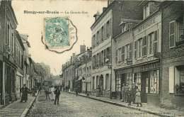 BLANGY SUR BRESLE   La Grande Rue - Blangy-sur-Bresle