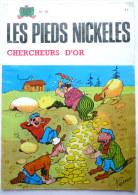 LES PIEDS NICKELES 19 CHERCHEURS D'OR - SPE - PELLOS - Pieds Nickelés, Les