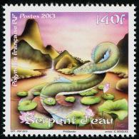 Polynésie 2013 - Année Du Serpent - 1val Neuf // Mnh - Polynésie Française