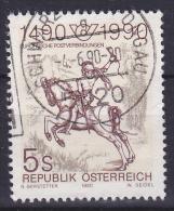 OOSTENRIJK - Michel - 1990 - Nr 1978 - Gest:Obl/Us - 1945-.... 2ème République