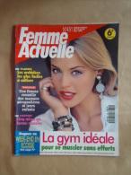 FEMME ACTUELLE N° 451 DU 17 AU 23 MAI 1993 BRETAGNE SUD - Informations Générales