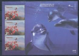 "PORTUGAL - ACORES Mi.Nr. Block 19 Europa Cept ""Natur U. Nationalparks "" 1999 - MNH - Europa-CEPT"
