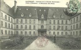 Dauphine Couvent De La Grande Chartreuse Cours D Honneur L Hotellerie Des Peres - Chartreuse