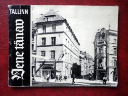 Tallinn , Vene Street - Mini Travel Photo Book - 32 Pages - 1972 - Estonia USSR - Livres, BD, Revues
