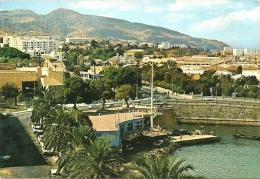 Nº39 CEUTA - CLUB NÁUTICO C.A.S. Y VISTA PARCIAL - Ceuta