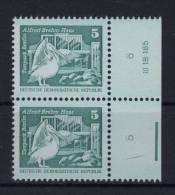 DDR Michel No. 2483 w ** postfrisch Lizenz Nr. / Schnittmarkierung