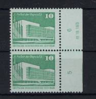 DDR Michel No. 2484 w ** postfrisch Lizenz Nr. / Schnittmarkierung