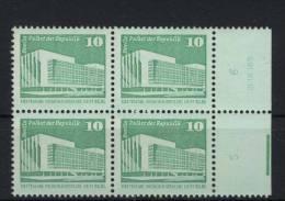 DDR Michel No. 2484 vb ** postfrisch Lizenz Nr. / Schnittmarkierung