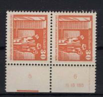 DDR Michel No. 2588 v ** postfrisch / Lizenz Nr. / Schnittmarkierung