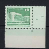 DDR Michel No. 2484 vb ** postfrisch / DV Formnummer 3