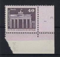 DDR Michel No. 2541 vb ** postfrisch / DV Formnummer 3