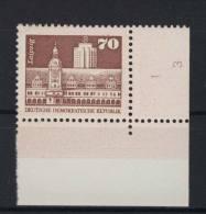 DDR Michel No. 2602 vb ** postfrisch / DV Formnummer 3