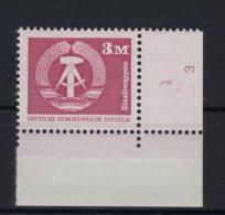 DDR Michel No. 2633 vb ** postfrisch / DV Formnummer 3