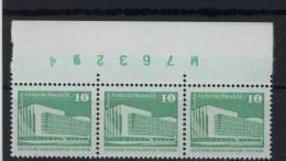 DDR Michel No. 2484 w ** postfrisch / Bogenz�hler