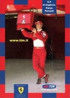 Scuderia Ferrari & Tim - Promocard - Grand Prix / F1