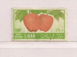 LIBAN   ( D15 - 579 )  1955   N° YVERT ET TELLIER  POSTE AERIENNE   N°  123 - Líbano
