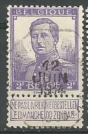 117  Obl  22.5 - 1912 Pellens