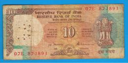 INDIA - 10 Rupias ND  P-88 - India