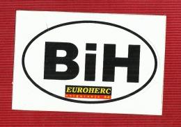 BOSNIA AND HERZEGOVINA .cars Sticker - Autocollants