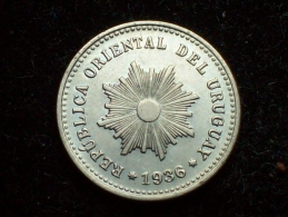FV - URUGUAY 1936 - 1 CENTESIMO UNC - Uruguay