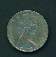 AUSTRALIA - 1980 20c Circ. - Decimal Coinage (1966-...)