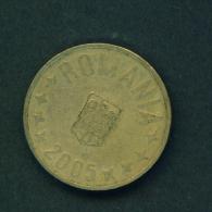 ROMANIA - 2005 50b Circ. - Roumanie