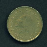 TURKEY - 1999 50l Circ. - Turkije